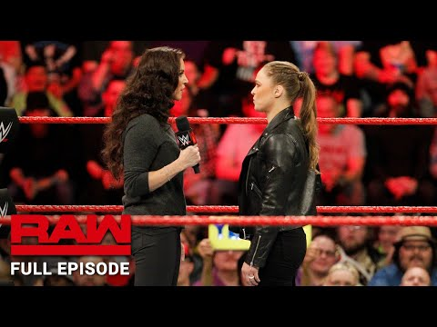 WWE Raw Full Episode, 5 March 2018