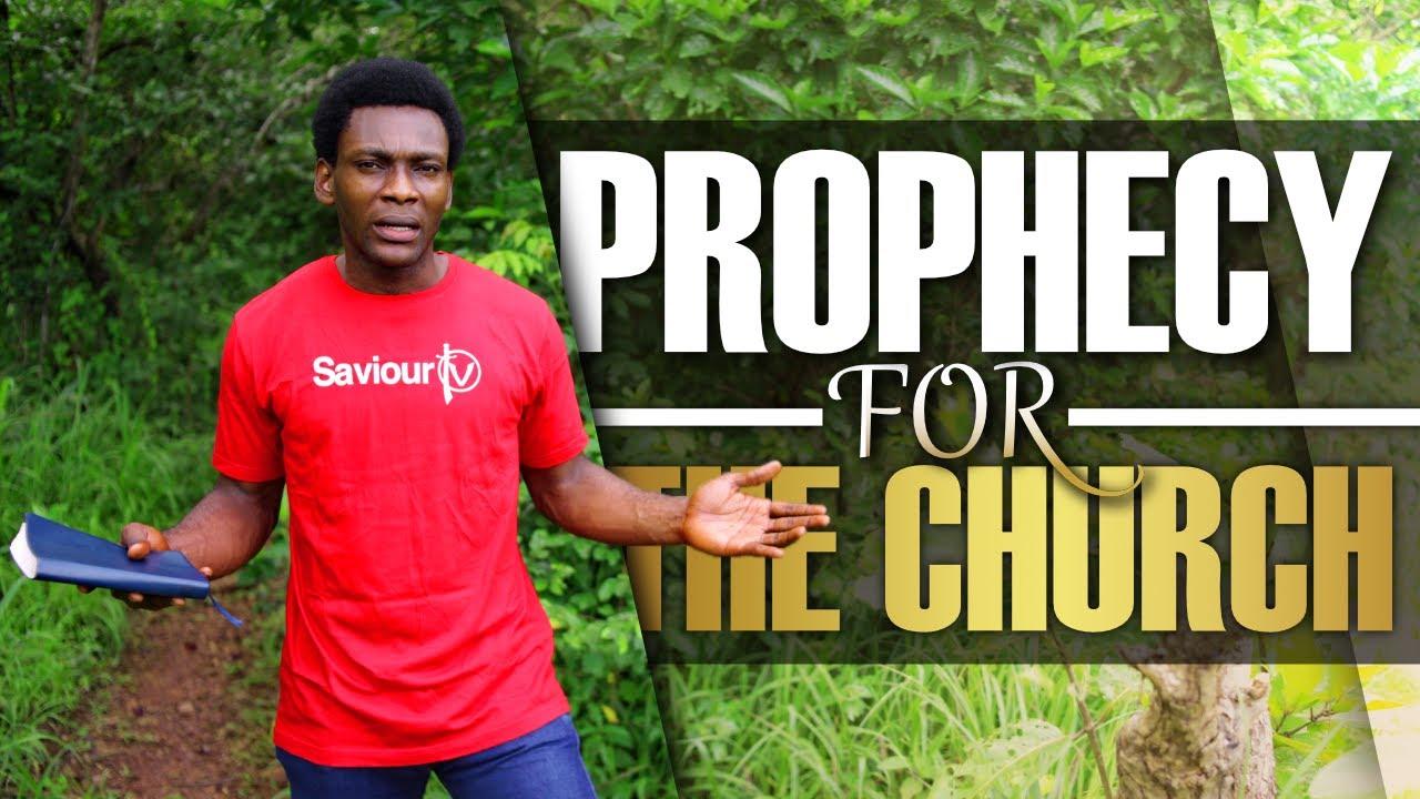 Saviour Kal EL Shocking Prophecy To THE CHURCH [Last Days]