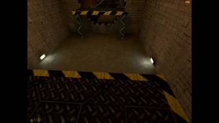 Half-Life: Day One beta demo - Hazard Course
