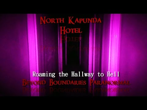 Haunted Nth Kapunda Hotel Roaming the Hallway to Hell Beyond Boundaries Paranormal