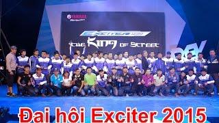Đại hội Exciter 2015 tại Đà Nẵng - Đêm giao lưu Ca nhạc (Bản Full) ✔