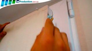 Установка Римских штор на пластиковые окна своими руками от JB Production(Видео урок по Установке Римских штор на пластиковые окна с направляющей леской, которую можно с легкостью..., 2016-10-09T19:13:34.000Z)