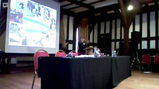 Carenza Lewis: HEFA and beyond: Community enement, young people, and local societies
