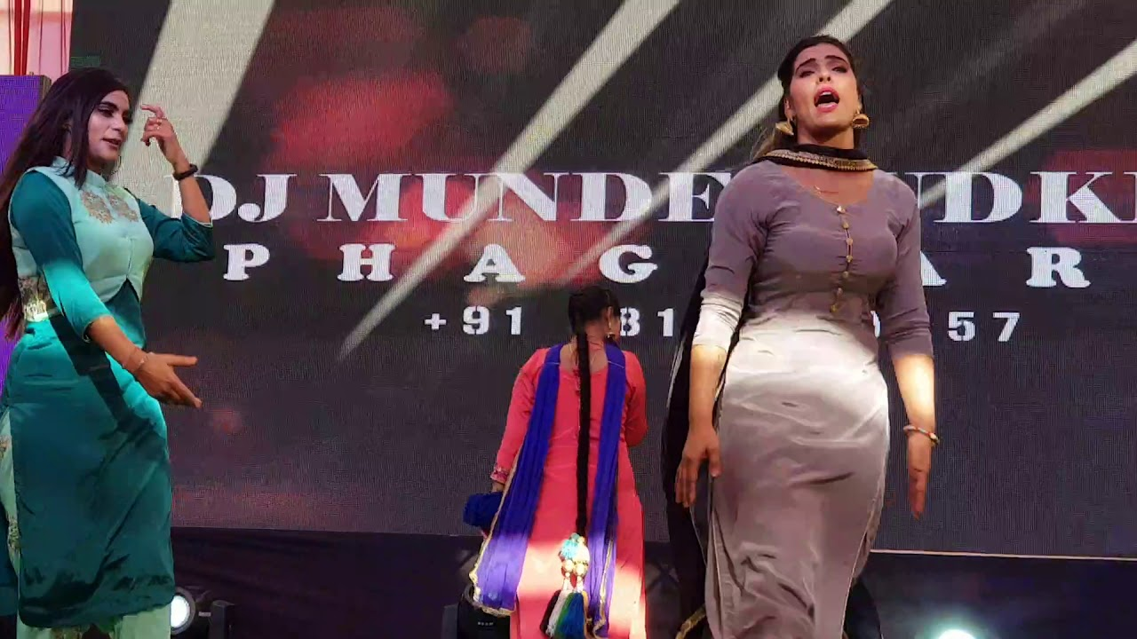 Nonstop Bhangra Performance || Artist Dj Munde Rudke De || Top Dj in Punjab || Top Bhangra in Punjab