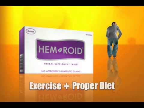 Hemoroid Gamot Sa Almoranas Availble In Mercury Drugstore