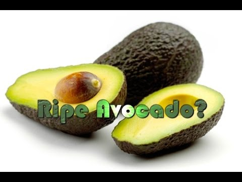 Obvious Ways To Tell If An Avocado Is Ripe