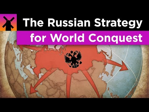 The Insane Russian Plan to Conquer the World