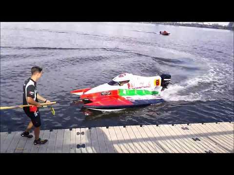 sharjah world championship week 2017 | formula 1 boat racing