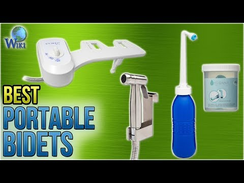 Top 10 Portable Bidets Of 2019 Video Review