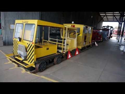 Peterborough Train Museum