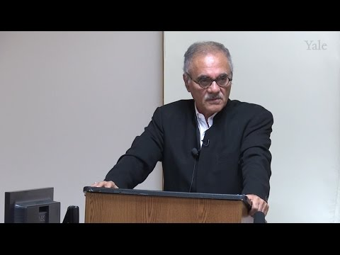 "Mahmood Mamdani ""Beyond Criminal Justice: Learning from South Sudan"""