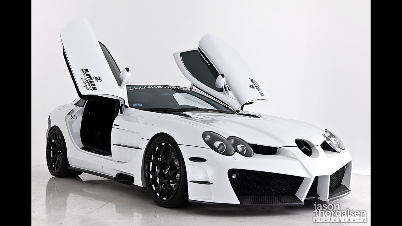 mansory slr mclaren 777 acceleration youtube. Black Bedroom Furniture Sets. Home Design Ideas