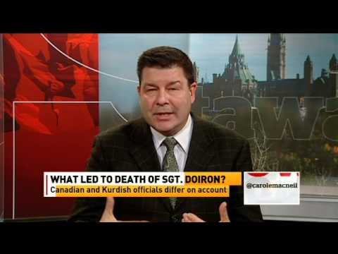 Scott Taylor Interview with CBC News Network