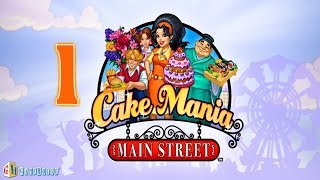 Cake Mania Main Street 🍰 | #1