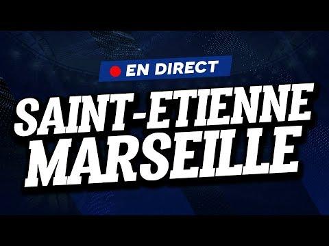 🔴 [ DIRECT / LIVE ] SAINT ETIENNE - MARSEILLE // Club House ( ASSE - OM )