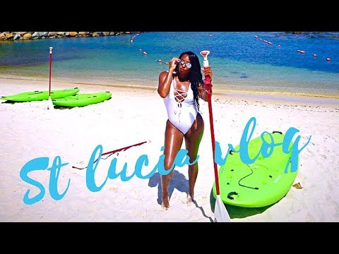 St. Lucia Vlog 2017