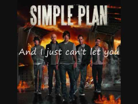 Simple Plan - I'd Do Anything ( Lyrics )