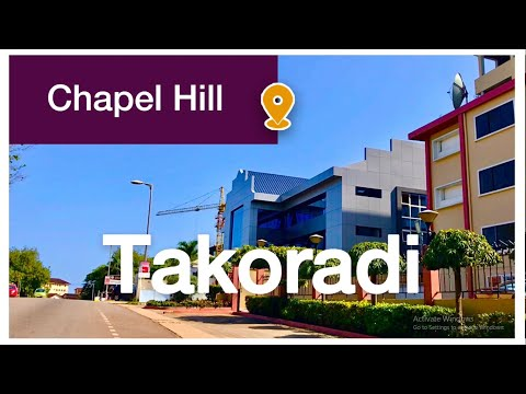 Beautiful Takoradi Ghana Africa - Chapel Hill - Takoradi - [