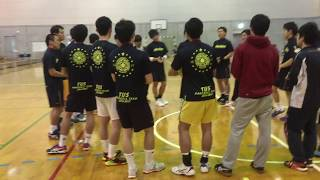 東京理科大学ハンドボール部 2017春季リーグ入替戦モチベーションビデオ