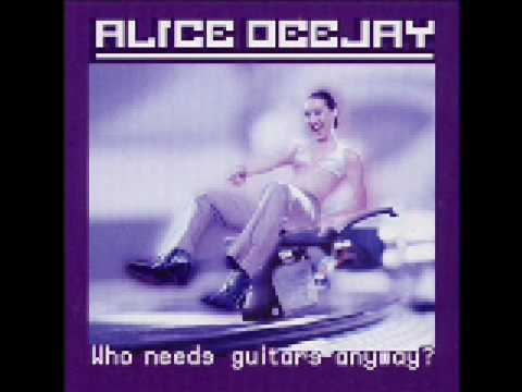01  Alice Deejay  Back In My Life