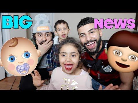 ADAM'S FAMILY'S BIG ANNOUNCEMENT