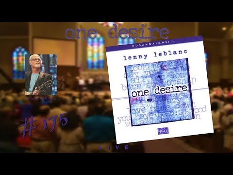Lenny LeBlanc- One Desire (Full) (2001)