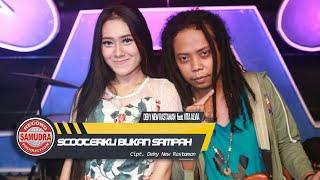Deky New Rastaman Ft. Vita Alvia - Scooterku Bukan Sampah (Official Music Video)