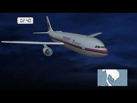 Animation: Visualizing the Missing Malaysia Plane Story