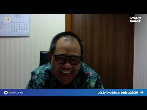 Webinar - Launching Buku Menjaga Nalar - Universitas Airlangga