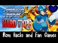Mega Man X Hard Type - Rom Hacks and Fan Games