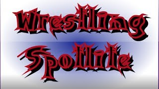 Wrestling Spotlite with Micky Byggs and In The Spotlite, Matt Anoa