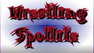 Wrestling Spotlite with Micky Byggs and In The Spotlite, Matt Anoa