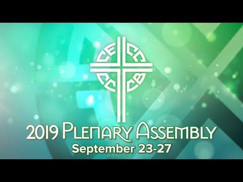 CCCB 2019 Plenary Assembly | Promo