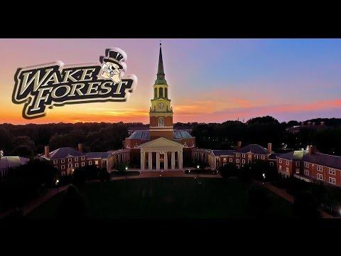 Wake Forest University Winston-Salem, NC Campus