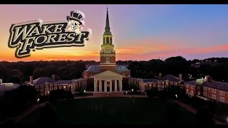 Wake Forest University Winston-Salem, NC Campus