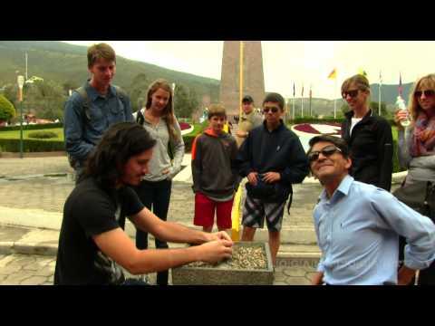 EXPERIMENTOS EN LA MITAD DEL MUNDO | Logan y Logan