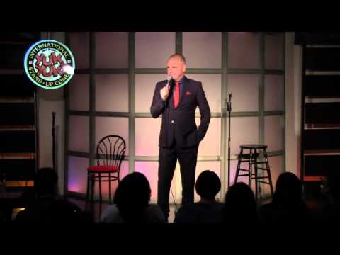 Jeff Elliott  Live StandUp Comedy