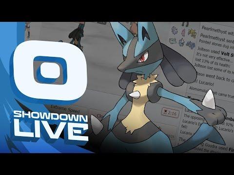 Pokemon Sun & Moon! RU Showdown Live w/PokeaimMD, Blunder, Chimpact, Emvee, Key & Moet!