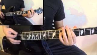 Arch Enemy - Carry The Cross (Guitar Cover with solo)