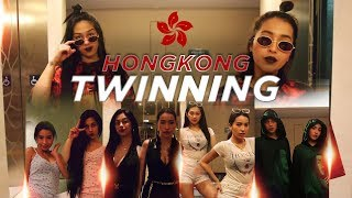 VLOG 24: HONGKONG TWINNING WITH ZEINAB HARAKE