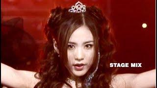 """베이비복스 """"Why"""" - 무대 교차편집 (Stage Mix)"""