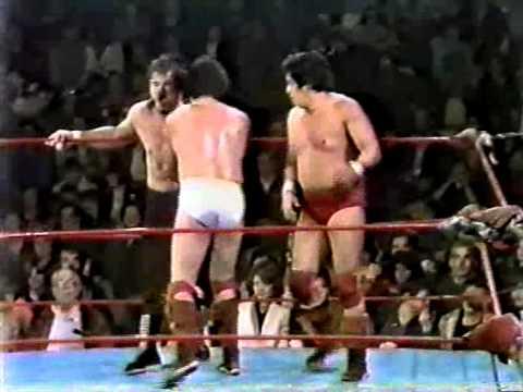 Two Eagles/Running Bear v Miller/Ebony -Tag Titles 3/3
