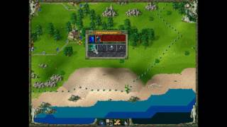 The Settlers II - Gold Edition - playthrough - second chapter of the roman campaign