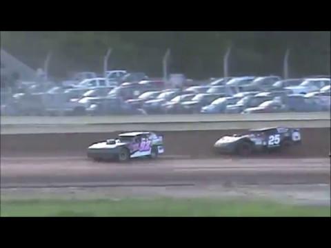 Brett McDonald Heat Race Sharon Speedway 5/13/17