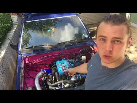 Mighty Max 4G63 Swap Part 21 - First Drive and Shakedown
