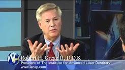 Dr. Robert H. Gregg II, DDS discussing The LANAP Procedure. Gum Disease Cerritos, CA.