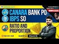 Canara Bank PO & IBPS SO Quant | Ratio and Proportion | Solve in Minutes with Utkarsh Sir