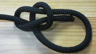 How to Tie the Most Useful Knot in the World (Bowline)