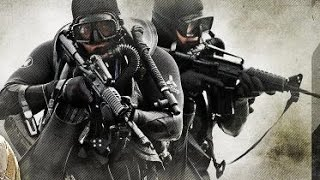 "US Navy SEALs -""I am never out of the fight"""