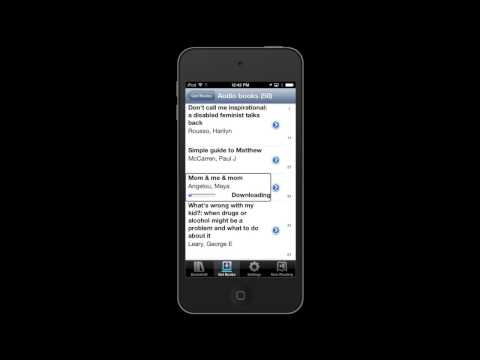 BARD Mobile: Manage Your Downloads